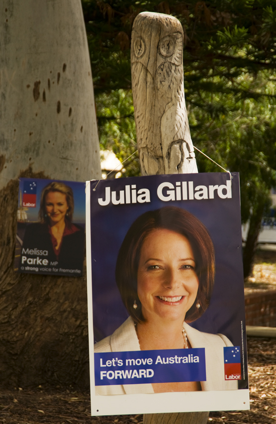 julia gillard ears. advertising, julia gillard
