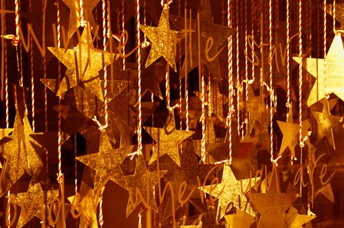 christmas stars, tiff
