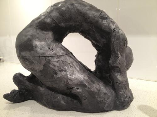 Toby Bell sculpture