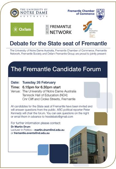 Debate for State Seat_Debate