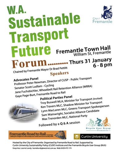 Transport Forum