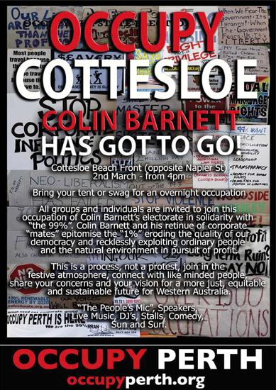 Barnett must go