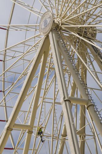tourist wheel
