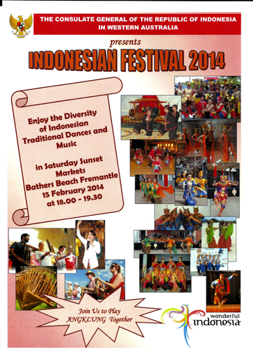 Indonesian Festival 2014
