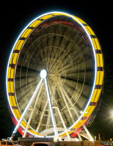 Tourist Wheel 1