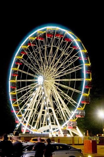 Tourist Wheel 2