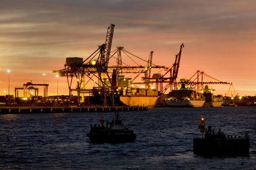 morning port 1