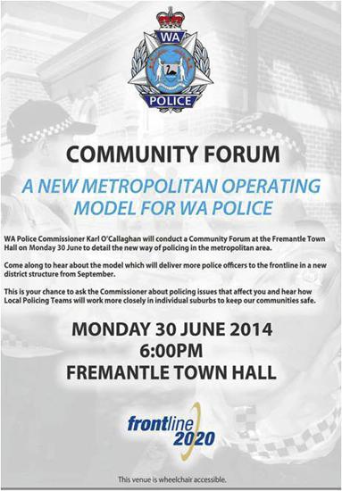 police-community-forum