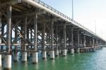 bridge b