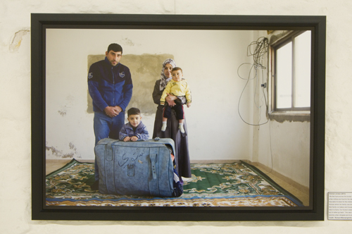 Family. Amman-Jordan by Richard Wainwright