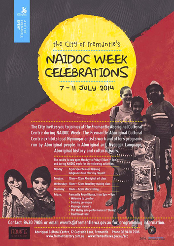 NAIDOC Week July