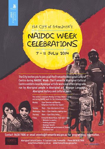 NAIDOC Week July