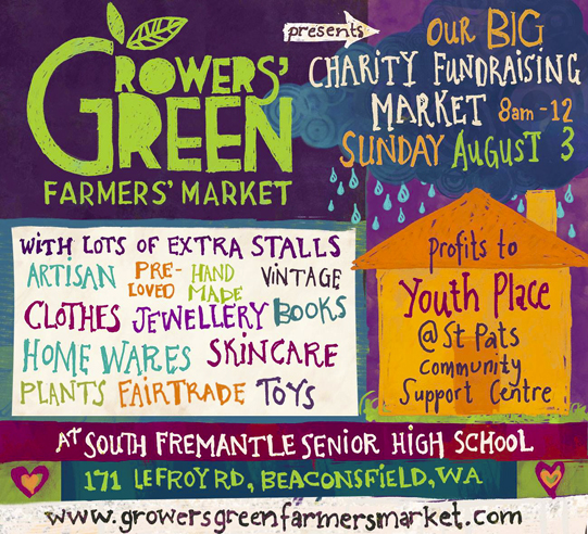 Growers Green big market