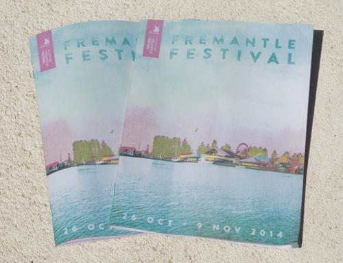 festival program 2014