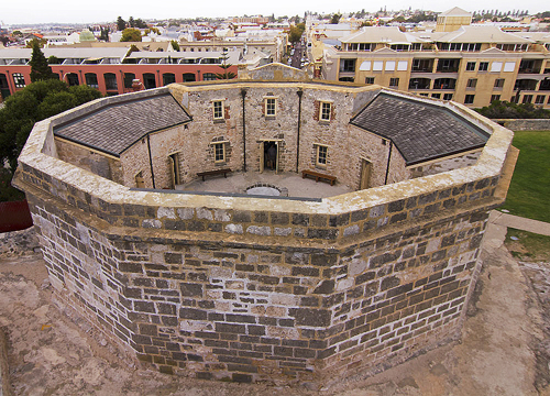 Round House 'aerial'