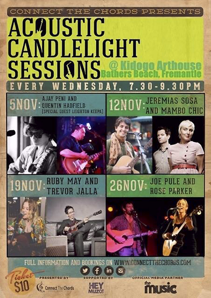 acoustic candlelight