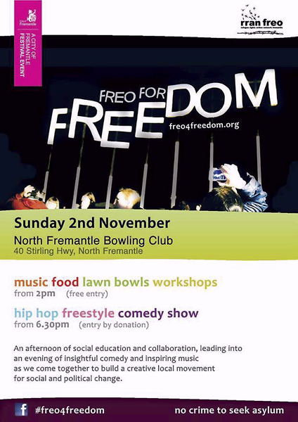 Freo for Freedom