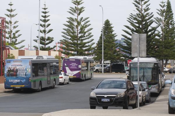 bus nuisance
