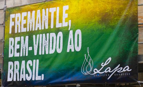LAPA Brazilian bbq