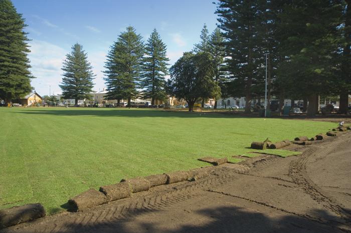 Grass 1. Fremantle Ratepayers Subsidised The WINTER GARDEN ...
