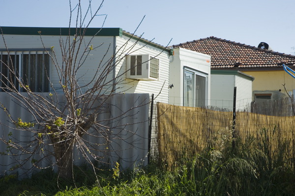Three dongas are not appropriate urban infill for Fremantle