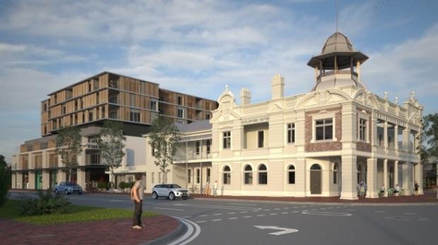Guildford Hotel development