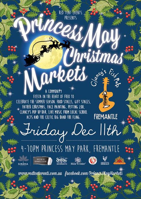 Princess May Christmas markets