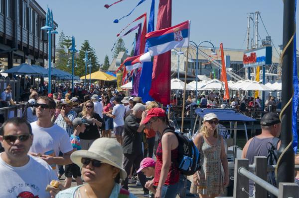 Festival Seafood