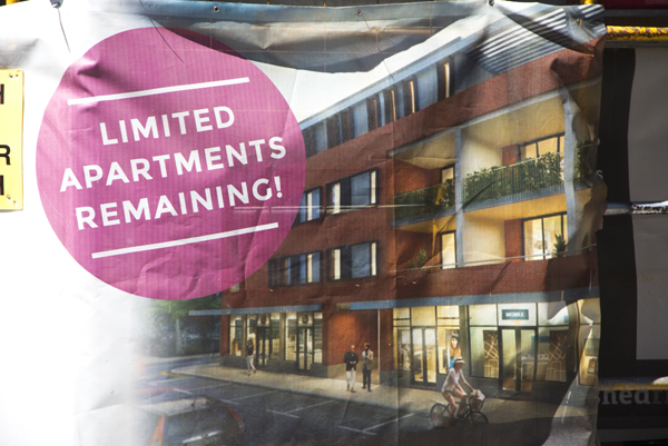limited apartments
