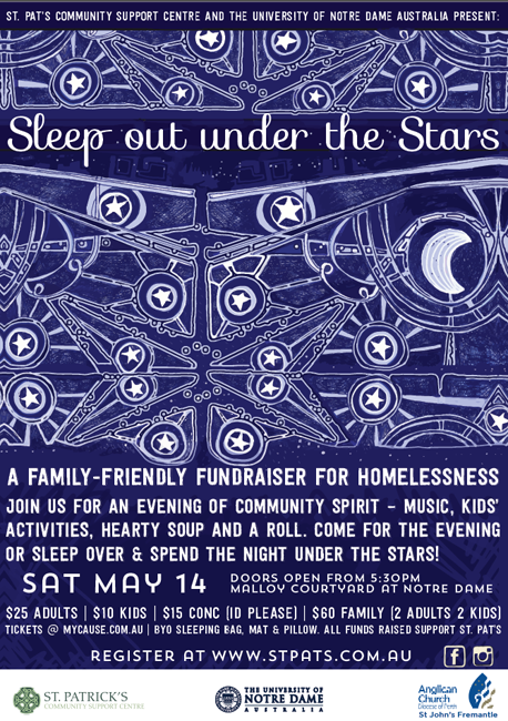 Sleep Out Under the Stars