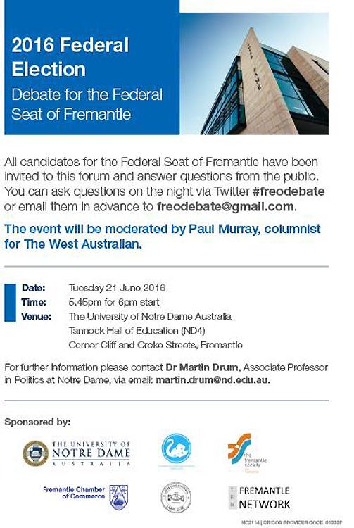 Election Forum