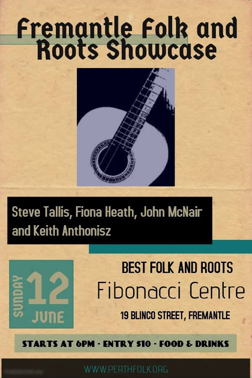 Folk and Root June 12