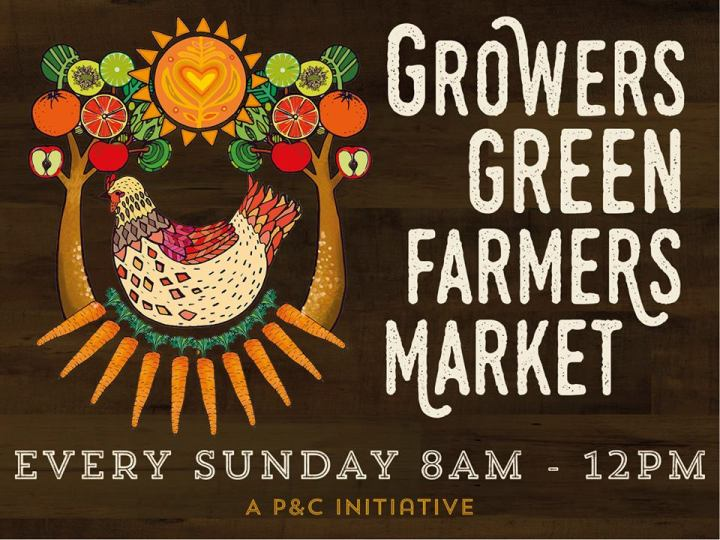 Growers Green poster