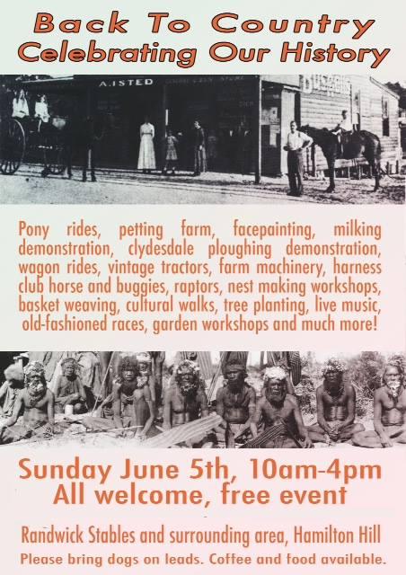 June 5 Ranwick Stables, Ham Hill