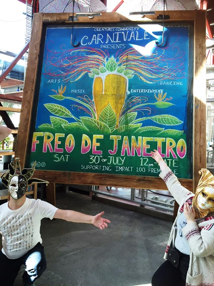 Freo de Janeiro. July 30