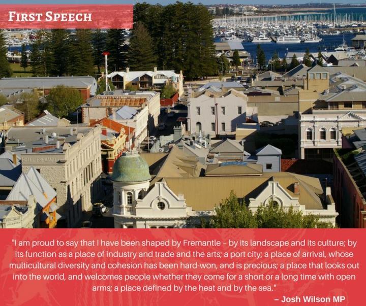 first-speech