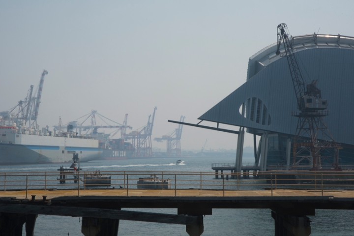 port-haze
