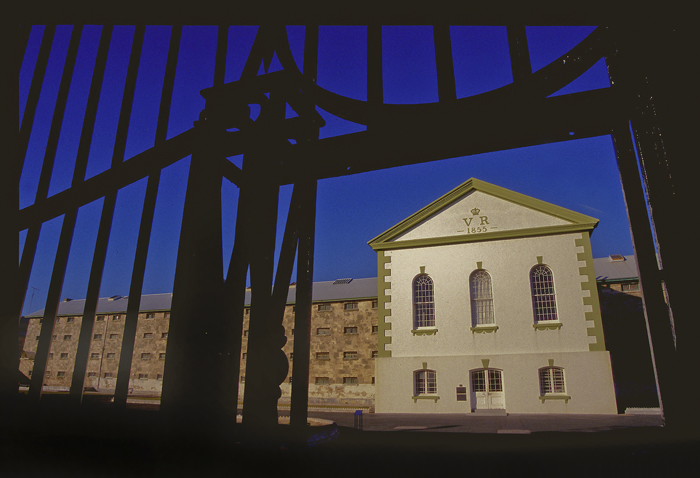 old prison fremantle