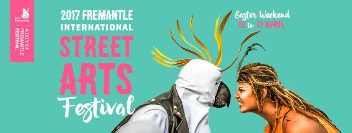 Street Arts Fest poster