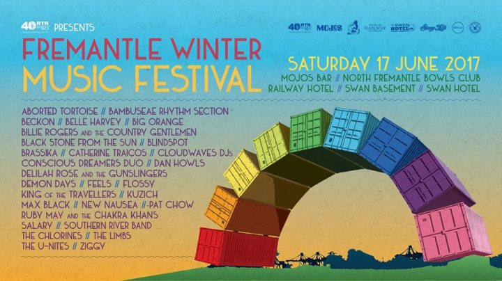 North Freo winter music festival