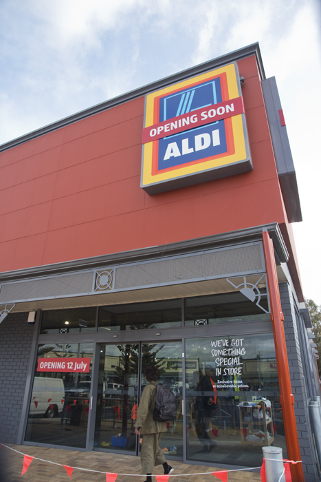 FREO ALDI OPENING JULY 12 | Freo's View