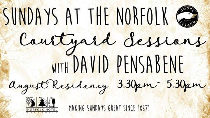 Sundays at the Norfolk