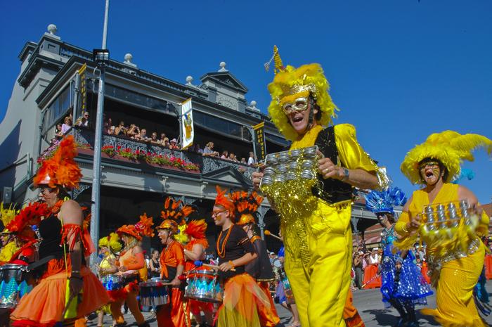 festival parade