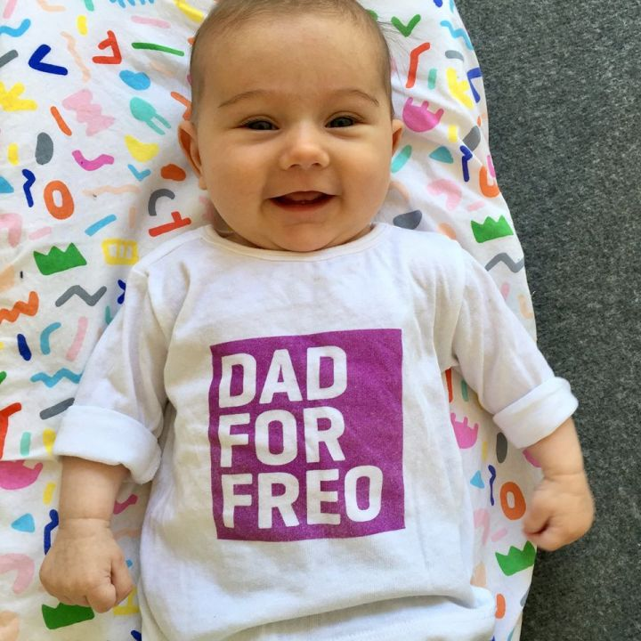 Dad for Freo!