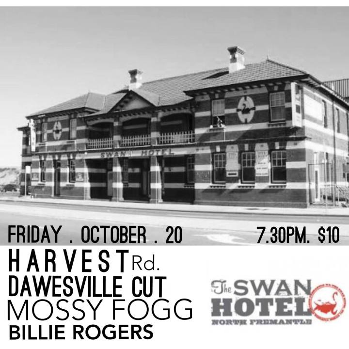 OCT 20 Swan Hotel music