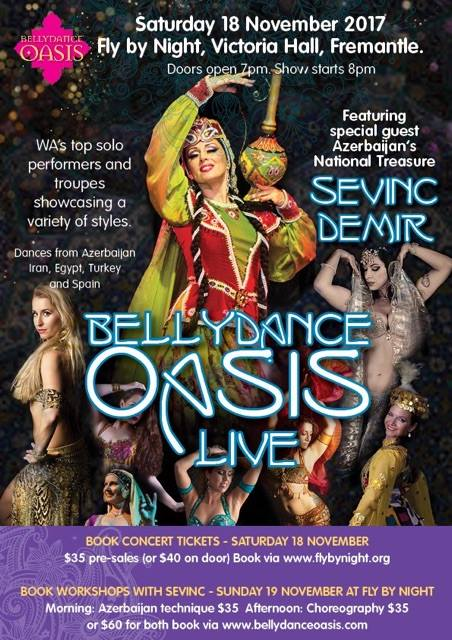 Belly Dance, Nov 18