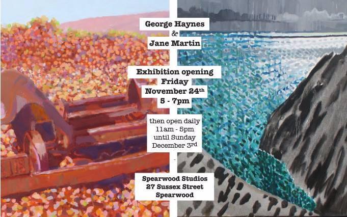 George Haynes&Jane Martin show Nov 24