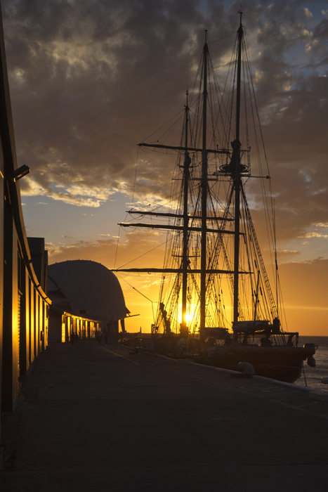 Leeuwin sunset
