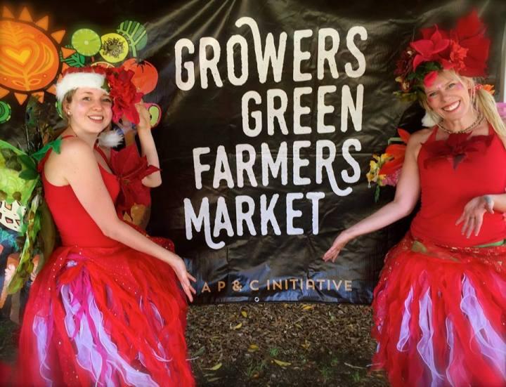 Growers Green Christmas photo