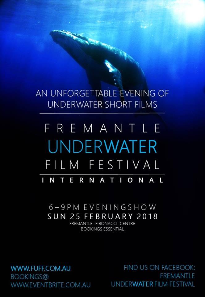 Feb 25 Underwater Film Fest